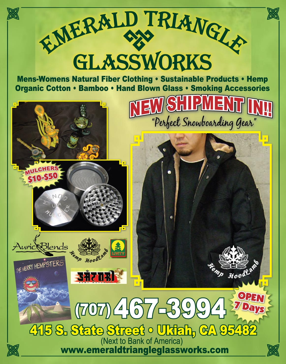 Emerald Triangle Glassworks